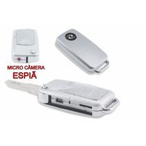 Chaveiro Espião Câmera Espiã Chave Canivete Automotiva Filma