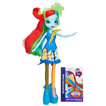 Boneca My Little Pony Equestria Girl Rainbow Dash - Hasbro