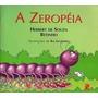 Livro A Zeropéia=herbert De Souza=salamandra Editora Livro U