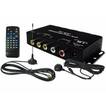 Receptor Antena Conversor Tv Digital Automotivo Fullhd Carro