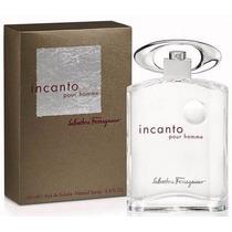 Perfume Incanto Pour Homme By Savaltore Ferragamo 100ml Edt