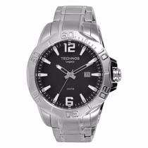 Relógio Masculino Technos Legacy 2315abb/1p De Aço 10 Atm