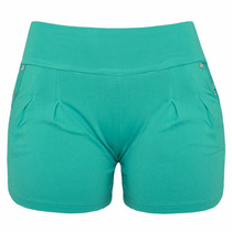 Short Shorts Feminino Soltinho Adulto Curto Atacado Kit 5pçs