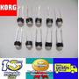 10 Microchaves P/ Korg Pa50 / Pa50sd / Pa60 / Pa80 Original