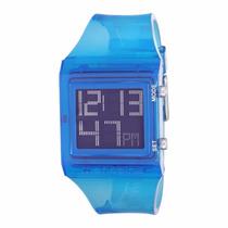 Relógio Mondaine Twist Vibe 94410l0mcnp5 Azul