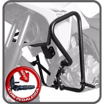 Protetor Motor Carenagem C/ Pedaleira Scam Honda Xre 300