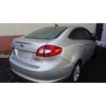 Sucata New Fiesta Sedan 2010 Importado ,somente Peças