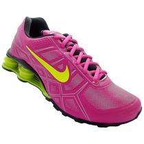 Tênis Nike Shox Turbo 12 Feminino - Frete Grátis