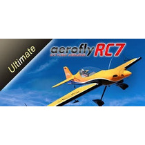 Simulador Voo Aerofly Rc 7 Ultimate Completo