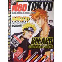 Revista Neo Tokyo N° 41 - Bleach O Diário De Um Shinigami