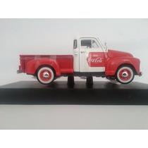 Miniatura Pick-up Chevy Coca Cola 1/32 Na Caixa