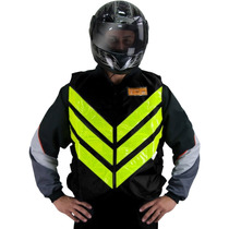 Colete Refletivo De Motoboy Motofrete Mototaxi Inmetro