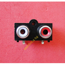 Conector Rca Para Módulos/amplificadores Taramps, Stetsom