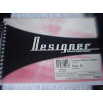 3 Cadernos De Desenho Espiral Pequeno