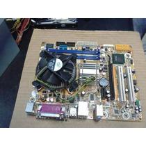 Kit - Placa Intel Dg41wv+proc.d.core E5700+mem.4gb Ddr3 2x2