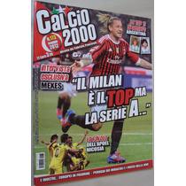 Revista Futebol Calcio 2000 173 2012 Coppa Latina; Euro 2008