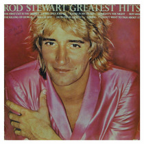 Rod Stewart - Vinil- Greatest Hits -excelente Estado-ed.1988