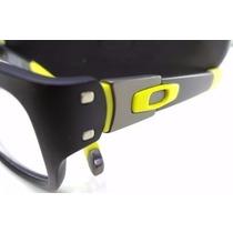 Armação Para Óculos De Grau Muffler Preto E Amarelo Lindo!