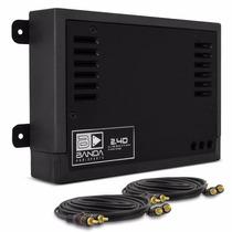 Módulo Banda 2.4d 400 Wrms Amplificador Digital 4 Canais