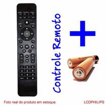 Controle Remoto Tv Lcd Philips Ambilight *novo*c/pilhas