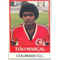 *sll* Ping Pong Futebol Cards N. 386 - Tião Marçal Colorado