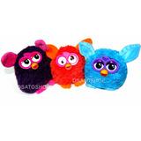 Pelúcia Furby Musical Boneco Ideal Para Presente 15cm