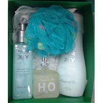Kit H2o 4xy Perfume Unissex- Lacqua Di Fiori