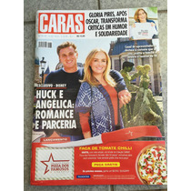 Revistas Caras Angélica Nanda Costa Gloria Pires Ano 2016