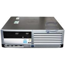 Cpu Hp Compaq + Monitor Lg 15