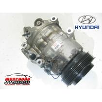 Compressor Ar Condicionado Hyundai Santa Fé 2.7 2007 Origina