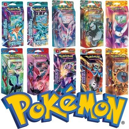 Pokemon decks
