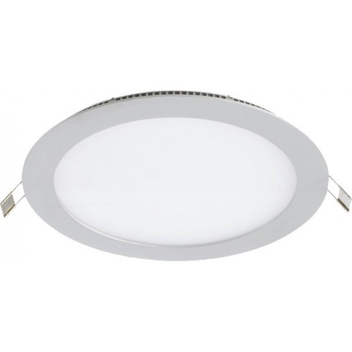 3 luminaria plafon spot led embutir ultra slim lampada 12w. Black Bedroom Furniture Sets. Home Design Ideas