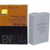 Bateria Nikon En-el14a Original D3200 D3300 D5100 D5200 3100