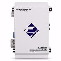 Modulo Amplificador Falcon Sw800 Dx Digital 200w Rms 1 Canal