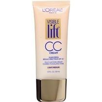 Cc Cream Loreal Visible Lift Light/medium