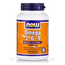 Omega 3-6-9 1000 Mg - 100 Cápsulas Por Empresa