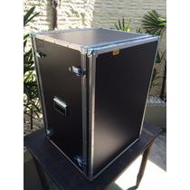 Hard Case 16 Ur (unidades Rack) Para Periféricos