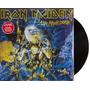 Lp Vinil Iron Maiden Live After Death 180g Duplo Lacrado