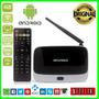 Mini Pc Tv Android 4.2 Box Tv Quad Core Netflix Wi-fi Antena