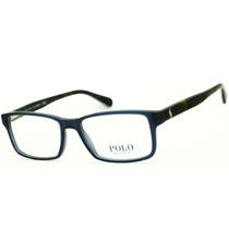 Armação P Óculos De Grau Polo Ralph Lauren Ph 2123 Masculina