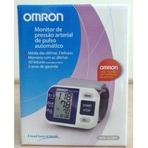 Aparelho Medidor De Pressão Digital Pulso Hem-631 Omron
