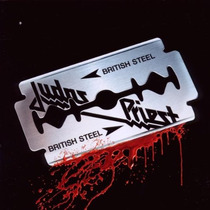 Cd/dvd Judas Priest British Steel (anniversary) [eua] Novo