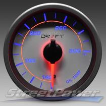 Temperatura De Oleo Saturn Branco 52mm (elétrico C/ Sensor)