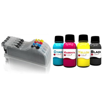 Bulk Ink Compativel Brother Lc101 Lc103 Lc105 J6920 Tintas