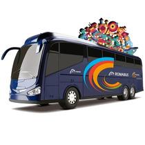 Onibus Roma Bus Executive - Roma Jensen - Novo Lacrado