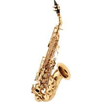 Saxofone Sopranino (soprano Curvo) Eagle - Sp508