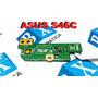 Placa Power On Off Asus S46c K46cm_power_board