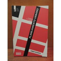 Livro Planejamento Urbano Fábio Duarte Ibpex