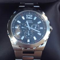 Relógio Guess Multi Function Waterproof 100m U1153g1
