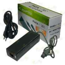 Fonte Xbox 360 Arcade 110w Com Transformador Bivot 220w